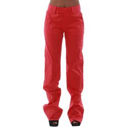 Textiel Dames Chino's Fornarina KIM_CORAL Coral