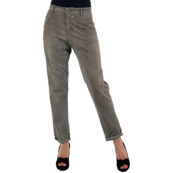 Textiel Dames Chino's Miss Sixty MIS01024 Gris