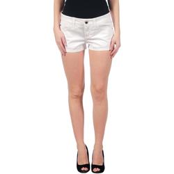Textiel Dames Korte broeken / Bermuda's Miss Sixty MIS01087 Blanco