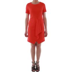 Textiel Dames Korte jurken Rinascimento 20/16_CORALLO Coral