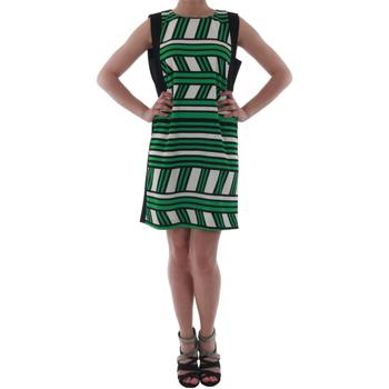 Textiel Dames Korte jurken Rinascimento 263023_VERDE Verde