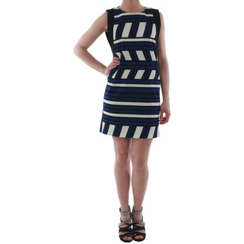 Textiel Dames Korte jurken Rinascimento 263023_BLUE_CINA Azul marino