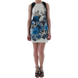 Textiel Dames Korte jurken Rinascimento NUI_BLU_CINA Negro