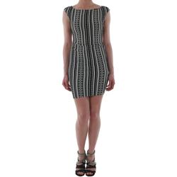Textiel Dames Korte jurken Rinascimento 2013/16_NERO Negro