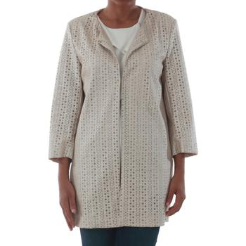 Textiel Dames Wind jackets Rinascimento 14101_ORO Dorado
