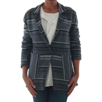 Textiel Dames Wind jackets Rinascimento 7445_GRIGIO Gris