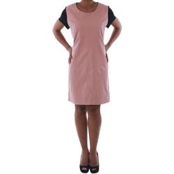 Textiel Dames Korte jurken Rinascimento 7694_ROSA Rosa