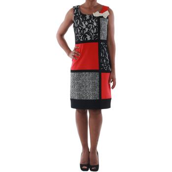 Textiel Dames Korte jurken Rinascimento 7616A/B_CORALLO Negro