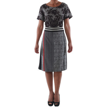 Textiel Dames Korte jurken Rinascimento 9208/C_NERO Negro