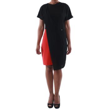 Textiel Dames Korte jurken Rinascimento MIRANDA_ROSSO Negro