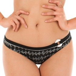 Textiel Dames Bikinibroekjes- en tops Curvy Kate Euphoria Zwart