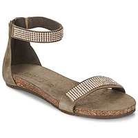 Schoenen Dames Sandalen / Open schoenen Dixie GRAMMO TAUPE