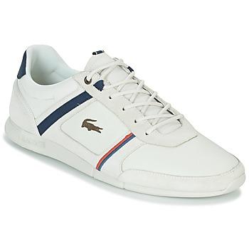 Schoenen Heren Lage sneakers Lacoste MENERVA 118 1 Wit