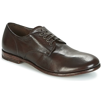 Schoenen Heren Derby Moma BUFFALO-TESTA-DI-MORO Brown