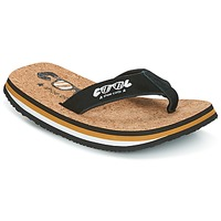 Schoenen Heren Slippers Cool shoe ORIGINAL Zwart /  camel