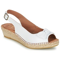 Schoenen Dames Sandalen / Open schoenen Heyraud CLORANE Wit