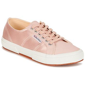 Schoenen Dames Lage sneakers Superga 2750 SATIN W Roze