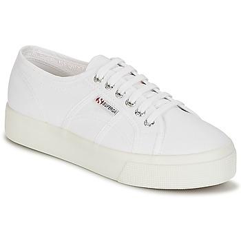 Schoenen Dames Lage sneakers Superga 2730 COTU Wit