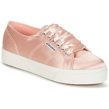 Schoenen Dames Lage sneakers Superga 2730 SATIN W Roze