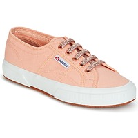 Schoenen Dames Lage sneakers Superga 2750 CLASSIC SUPER GIRL EXCLUSIVE Roze