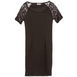 Textiel Dames Korte jurken Only DIVA Zwart