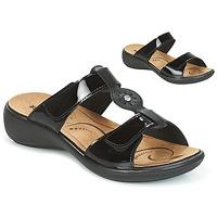 Schoenen Dames Sandalen / Open schoenen Romika IBIZA 82 Zwart