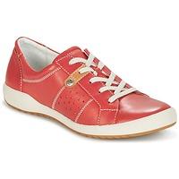 Schoenen Dames Lage sneakers Romika CORDOBA 01 Karmijnrood