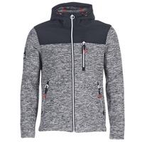 Textiel Heren Sweaters / Sweatshirts Superdry STORM MOUNTAIN ZIPHOOD Grijs