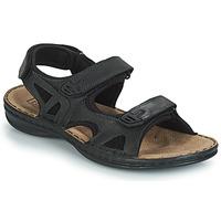 Schoenen Heren Sandalen / Open schoenen TBS BERRIC Zwart