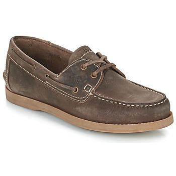 Schoenen Heren Bootschoenen TBS PHENIS Brown