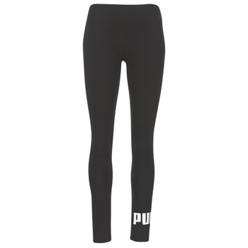 Textiel Dames Leggings Puma ESS NO.1 LEGGINGS W Zwart