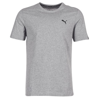 Textiel Heren T-shirts korte mouwen Puma ESS TEE Grijs