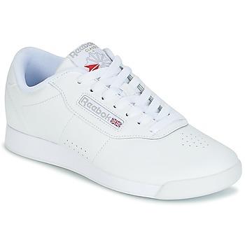 Schoenen Dames Lage sneakers Reebok Classic PRINCESS Wit