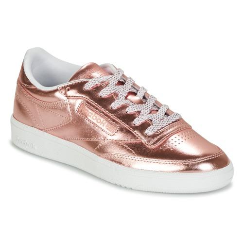 Reebok Club 85 C S W Cirer Des Chaussures Argent lmD5Kp6m9R
