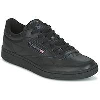 Schoenen Heren Lage sneakers Reebok Classic CLUB C 85 Zwart