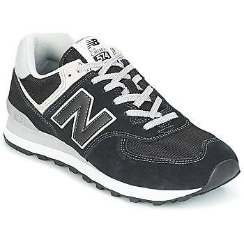 Schoenen Heren Lage sneakers New Balance ML574 Zwart