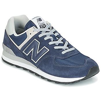 Schoenen Heren Lage sneakers New Balance ML574 Blauw
