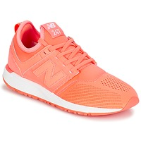 Schoenen Dames Lage sneakers New Balance WRL247 Orange