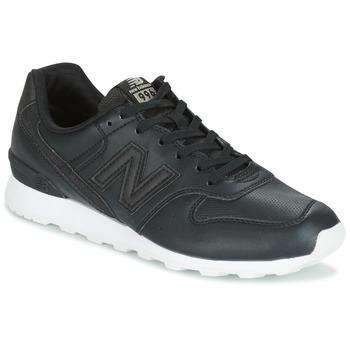 Schoenen Dames Lage sneakers New Balance WR996 Zwart