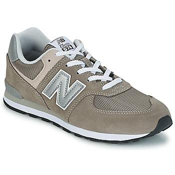 Schoenen Kinderen Lage sneakers New Balance 574 Grijs