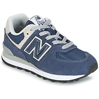 Schoenen Kinderen Lage sneakers New Balance 574 Marine