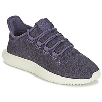 Schoenen Dames Lage sneakers adidas Originals TUBULAR SHADOW W Violet