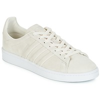 Schoenen Lage sneakers adidas Originals CAMPUS STITCH AND T Wit / Craie