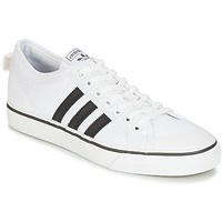 Schoenen Lage sneakers adidas Originals NIZZA Wit