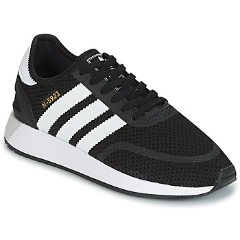 Schoenen Lage sneakers adidas Originals INIKI RUNNER CLS Zwart