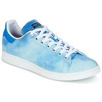 Schoenen Lage sneakers adidas Originals STAN SMITH PHARRELL WILLIAMS Blauw