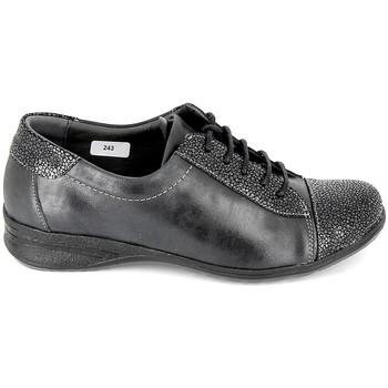 Schoenen Dames Lage sneakers Boissy Sneakers 7510 Noir Zwart