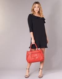 Textiel Dames Korte jurken Betty London INITTE Zwart