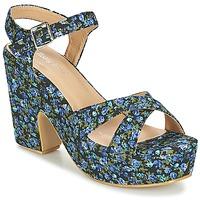 Schoenen Dames Sandalen / Open schoenen Moony Mood INADA Blauw