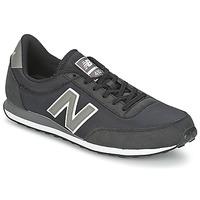 Schoenen Lage sneakers New Balance U410 Zwart